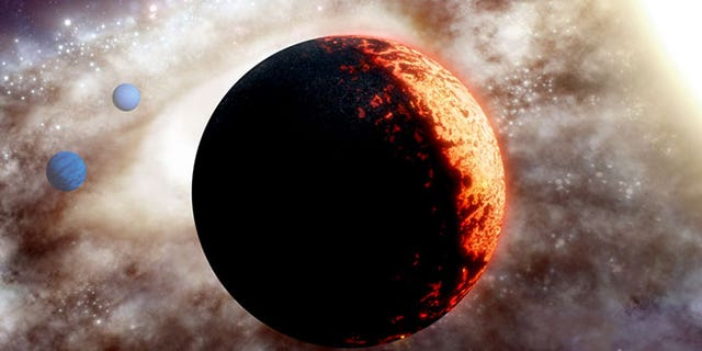 'Super Earth': NASA discovers 10B year-old planet unlike any other in deep space