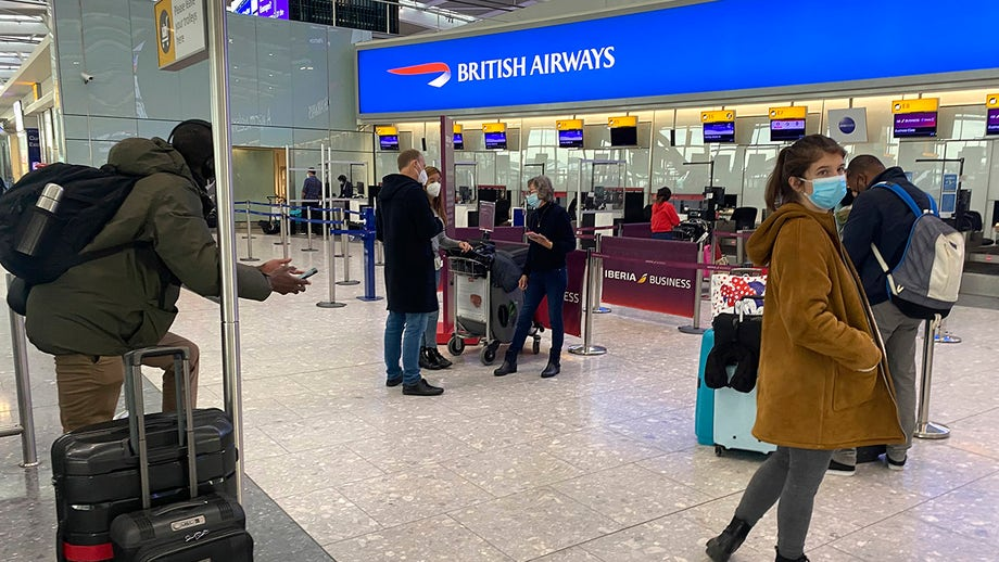 UK extends travel ban without proof of negative COVID test to Feb. 15