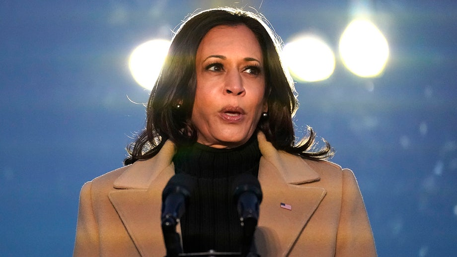 Kamala Harris takes historic oath, becomes nation's first female, Black vice president