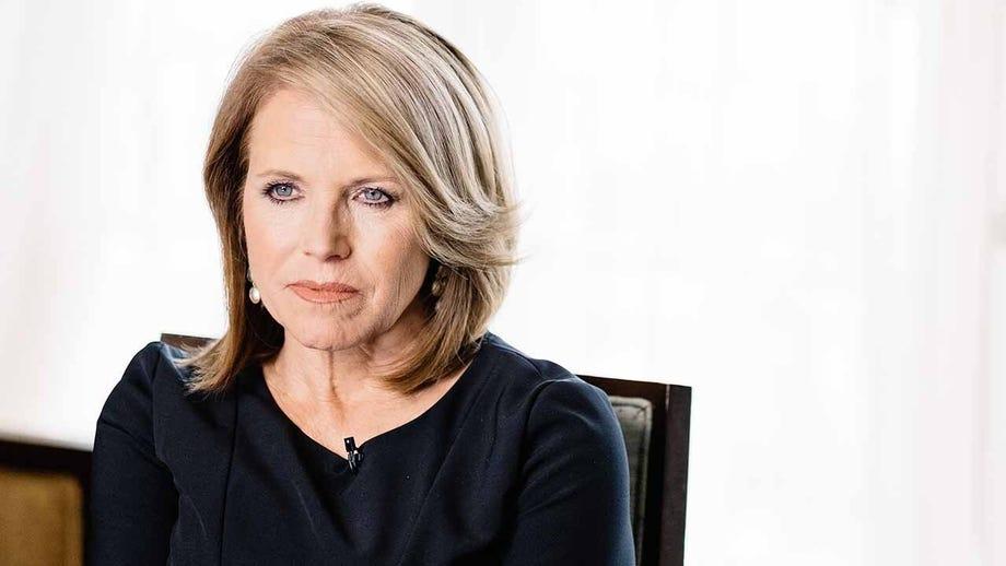 Katie Couric's 'condescending, elitist' remarks calling to 'deprogram' GOP retires journo label, critics say