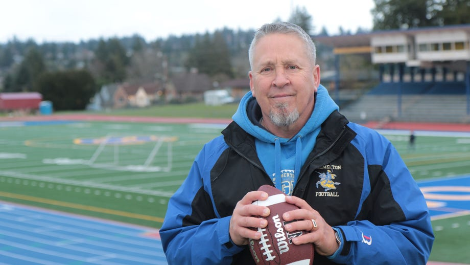 Football Coach Joe Kennedy: A prayer sidelined me – here's why I'm still fighting to get back in the game
