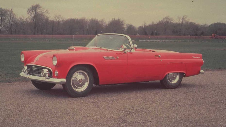Ford Thunderbird returning? New trademark filed for the iconic name
