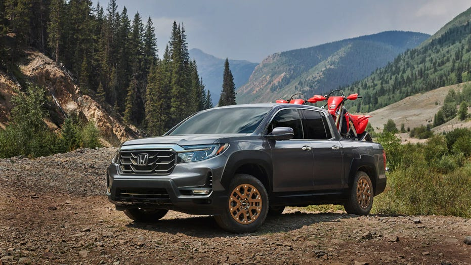 Here's how much the 2021 Honda Ridgeline costs