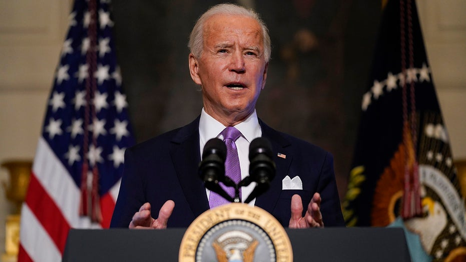 Barrasso says Biden climate orders are a 'de facto fracking ban'