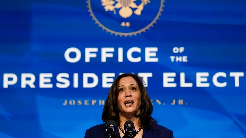 VP-elect Harris compares Capitol riots to 2017 'Unite the Right' rally