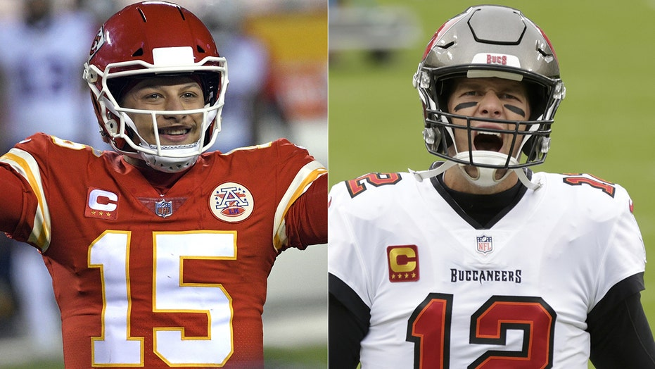 Super Bowl 2021: Chiefs, Bucs choose their jersey colors for the title game