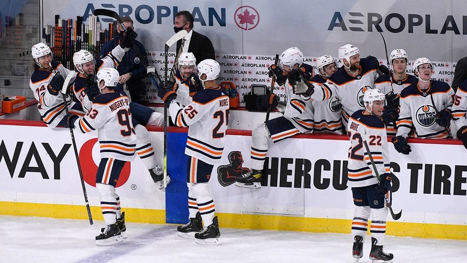 Draisaitl beats buzzer, Oilers beat Jets 4-3