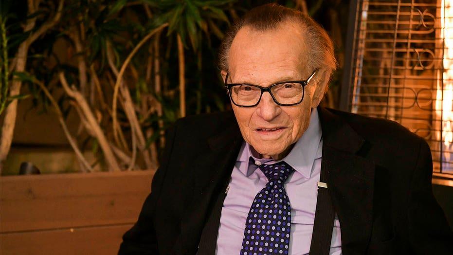 Celebrities react to Larry King's death: 'A true legend gone'