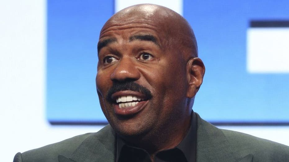 Steve Harvey roasts New England Patriots ahead of Super Bowl 2021: 'Not this year'