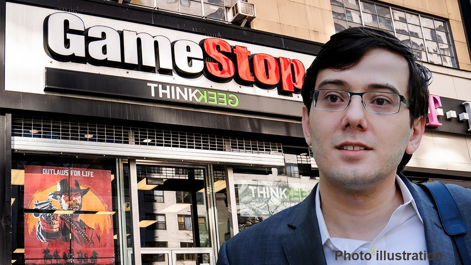 'Pharma Bro' Martin Shkreli on GameStop chaos: 'LOL this thing is so nuts'