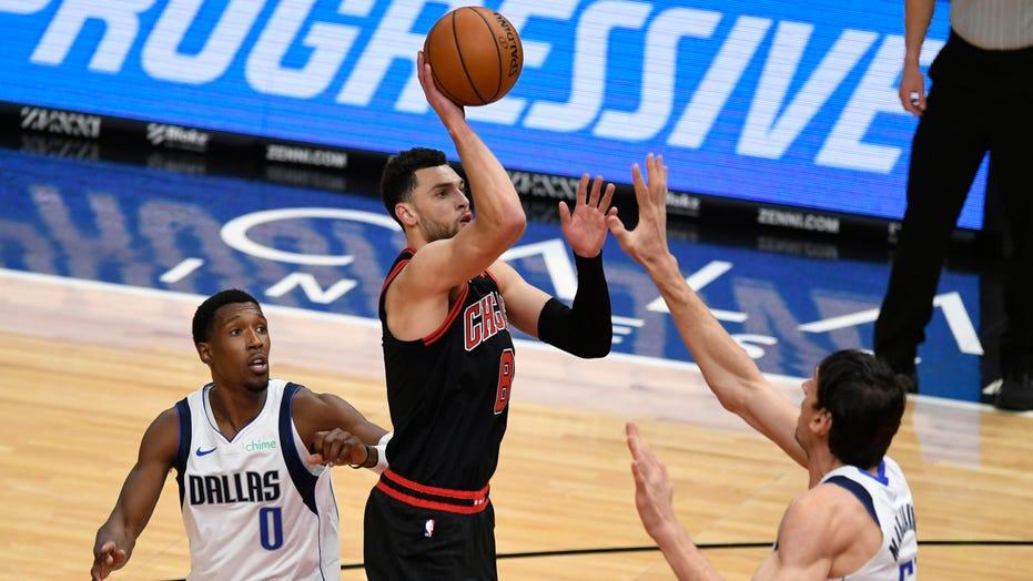 Mavericks use big 4th-quarter run to beat Rockets 113-100
