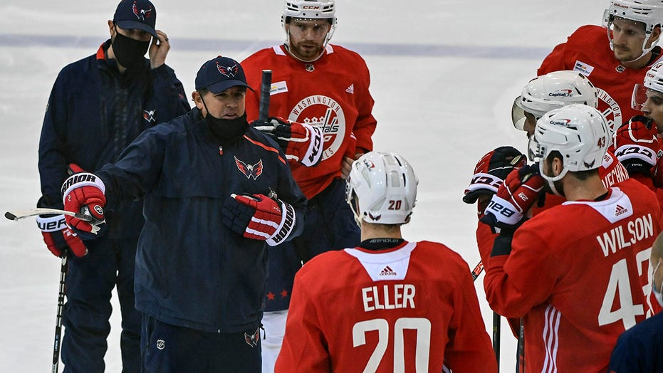 NHL training camps open with sense of urgency