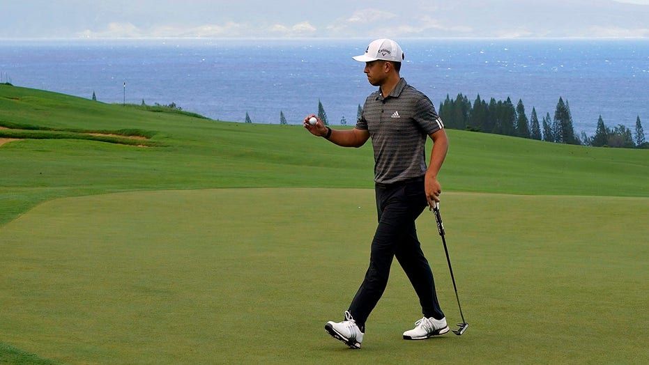 Schauffele recovers from COVID-19, optimistic about new year