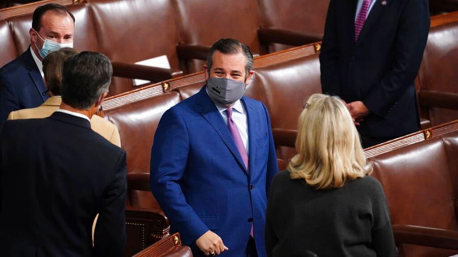 Capitol chaos has Texas Castro brothers demanding Sen. Cruz quit