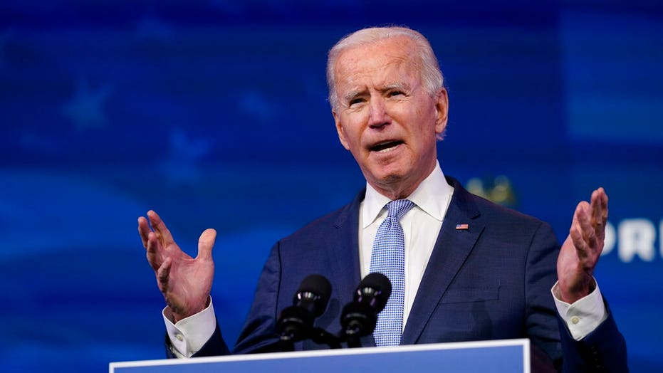 Biden quiet on 25th Amendment calls; tells Pence, Cabinet, Congress to 'act as they see fit'