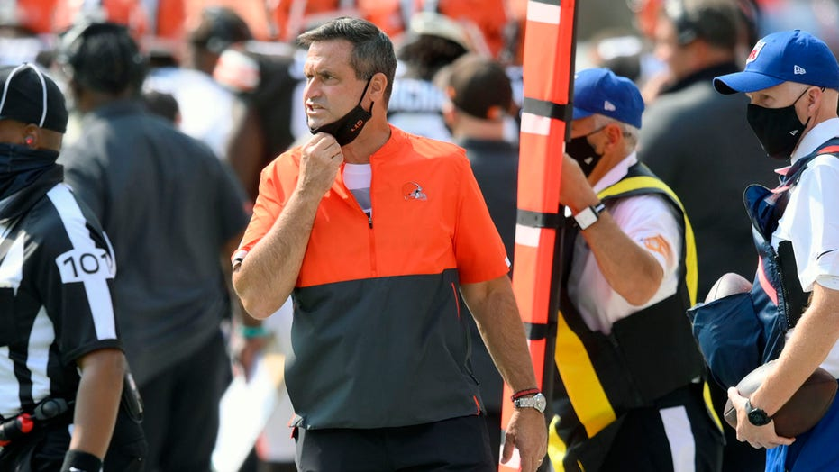 Priefer subbing as Browns head coach in playoffs vs Steelers