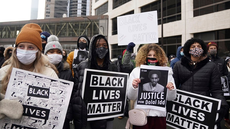 Black Lives Matter calls convicted cop killer 'a political prisoner'