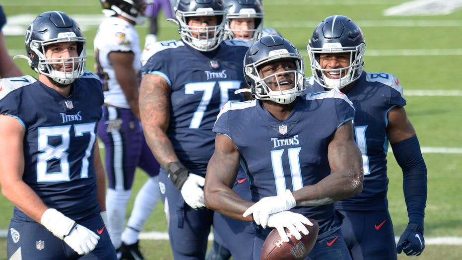 A.J. Brown apologizes after post-op Instagram video: 'I embarrassed the Titans organization'