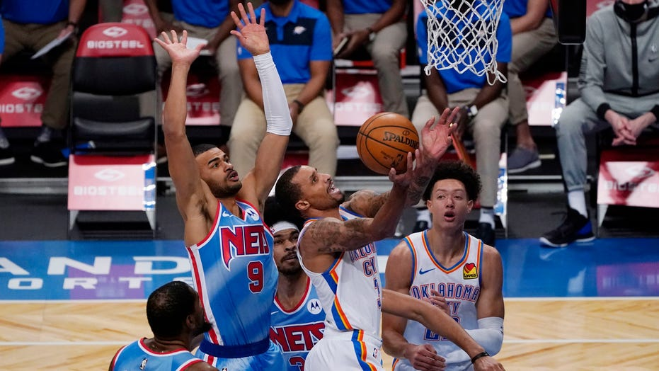 Gilgeous-Alexander scores 31 as Thunder beat Nets 129-116