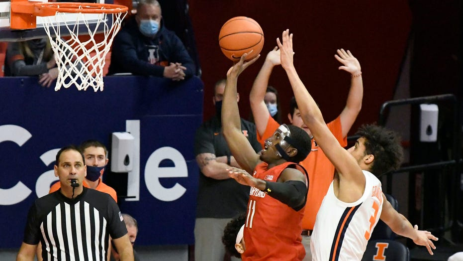 Morsell segna 19 mentre il Maryland sconvolge No. 12 Illinois 66-63