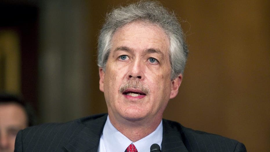 Biden CIA head William Burns says pulling out of Afghanistan will 'diminish' US intelligence