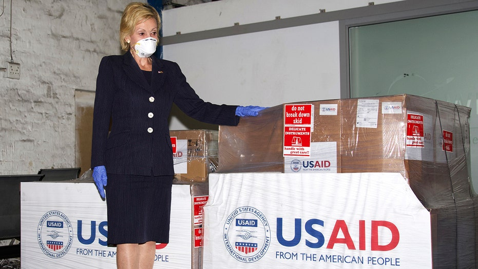 Coronavirus sidelines US ambassador to South Africa; recuperating after ICU stint