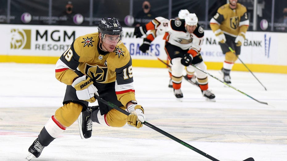 Pacioretty lifts Golden Knights past Ducks in OT
