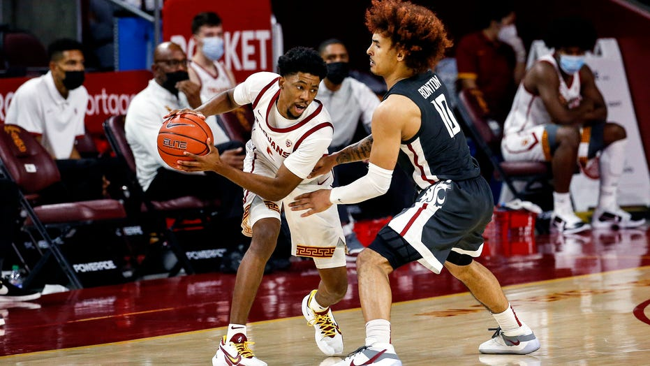 USC beats Washington State 85-77, improves to 5-1 in Pac-12