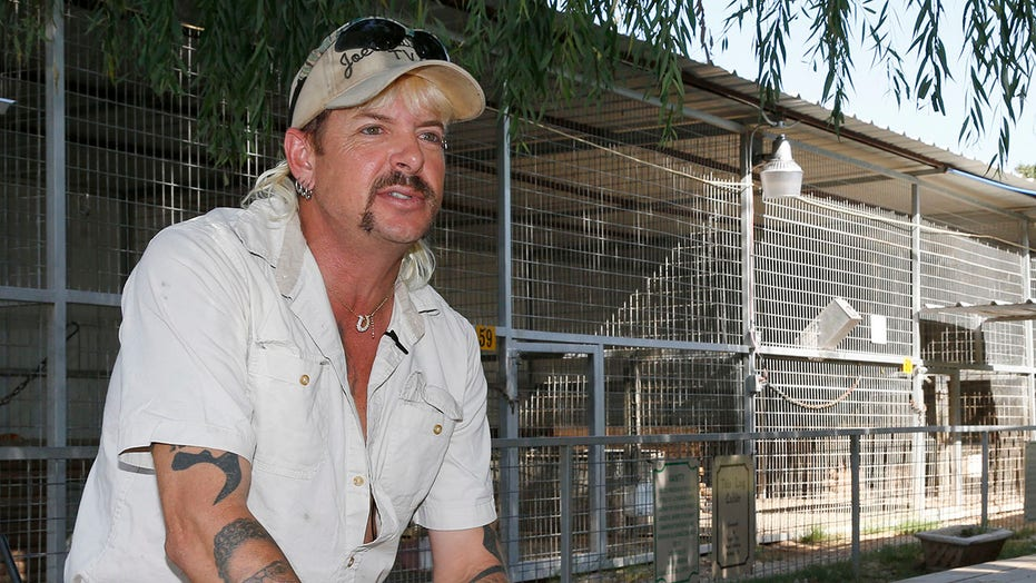 Joe Exotic's legal team reacts to Trump not pardoning 'Tiger King' star, insist he's 'not guilty'