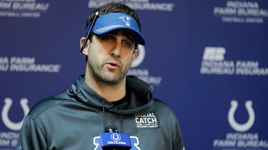 Eagles to hire Colts OC Nick Sirianni as their new head coach: reports