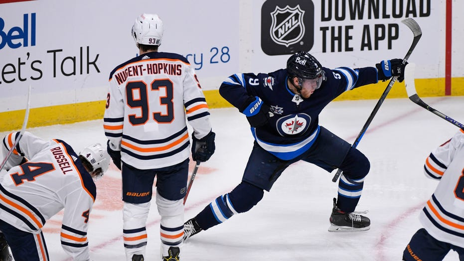 Winnipeg rallies from 2-goal deficit, beats Edmonton 6-4