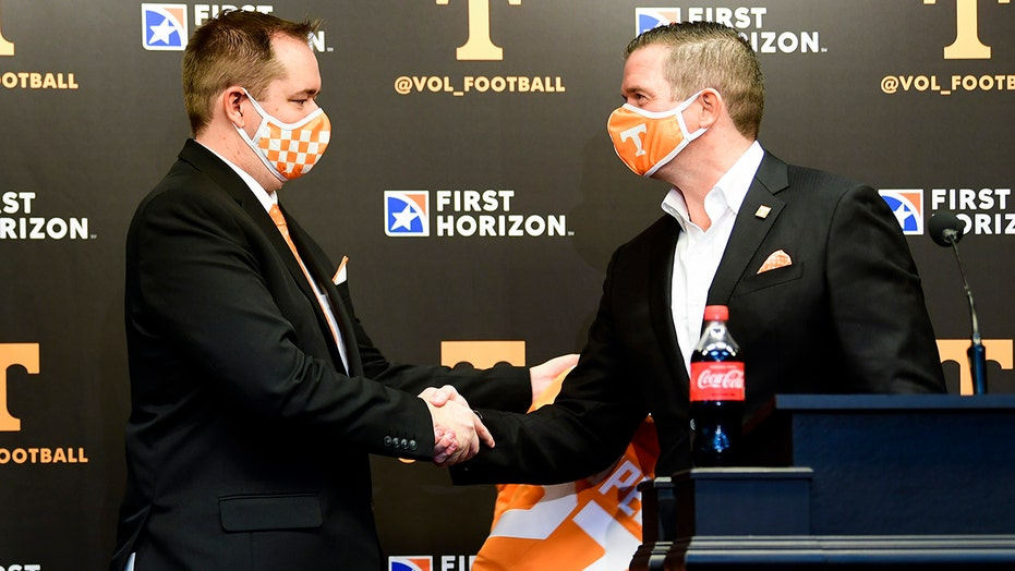 New Tennessee coach not deterred by NCAA investigation