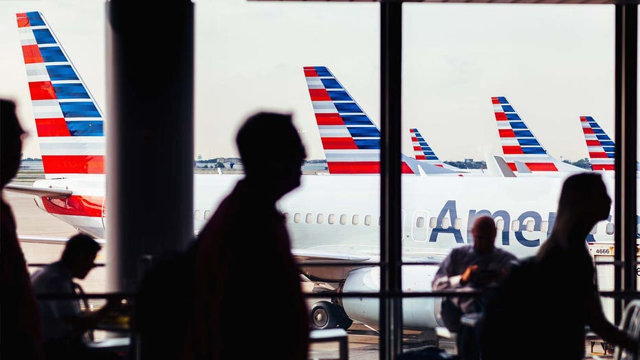 American Airlines responds to video of pilot threatening to 'dump' passengers in Kansas