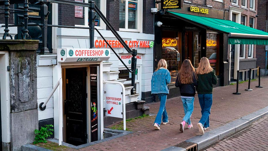 Amsterdam considering banning tourists from cannabis coffeeshops