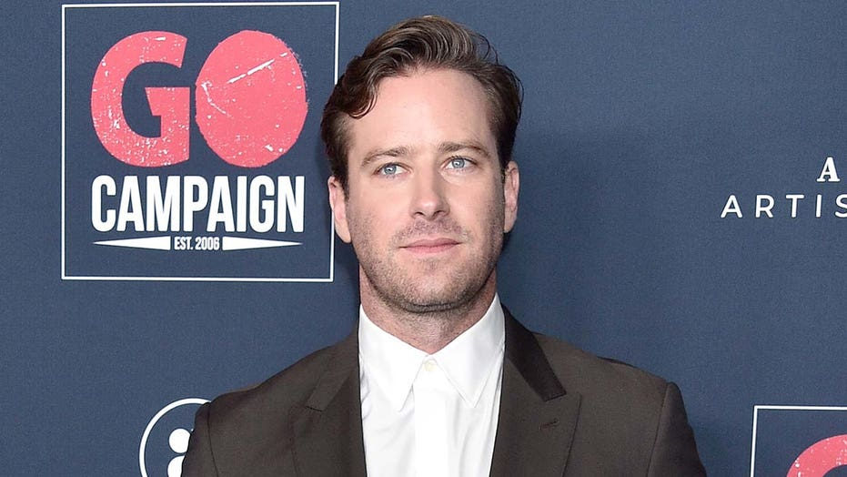 Armie Hammer exits upcoming movie role amid alleged social media scandal