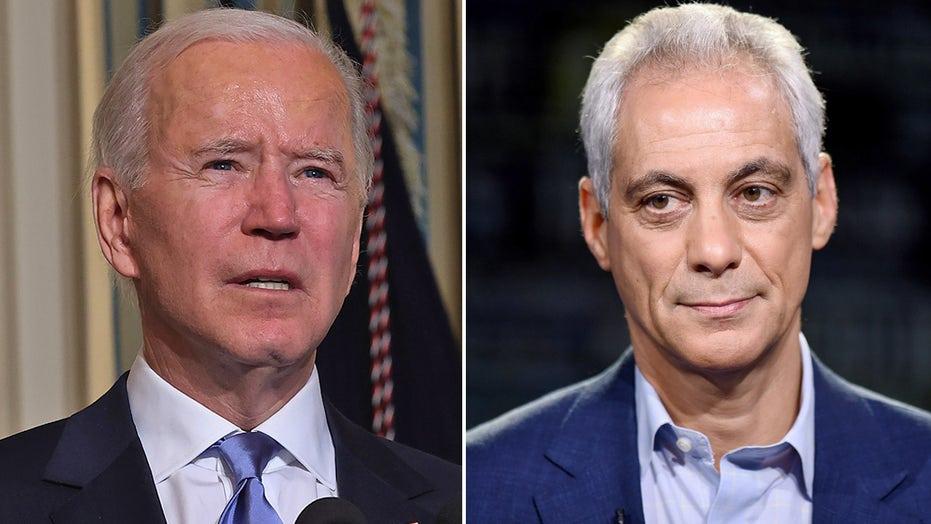 Biden nominates former Chicago Mayor Rahm Emanuel as ambassador to Japan