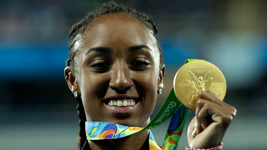 Olympic champion Rollins-McNeal suspended in doping case