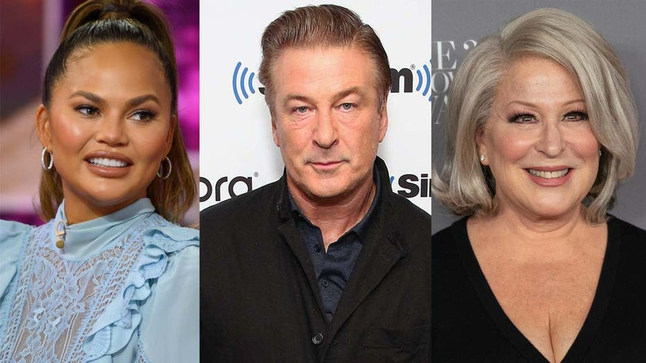 Celebrities react to Trump's 2nd impeachment