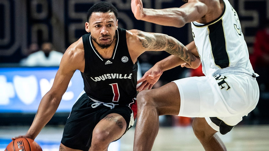 Jones, No. 16 Louisville beat Wake Forest 77-65