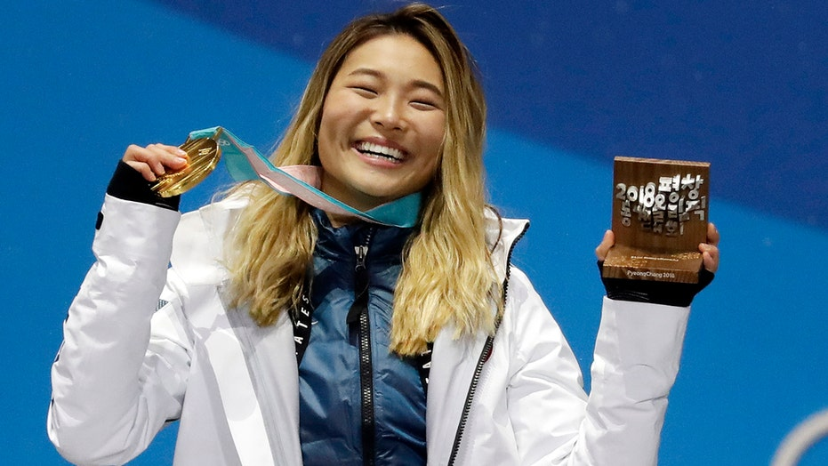 Chloe Kim returns to the superpipe rested, healthy and wiser