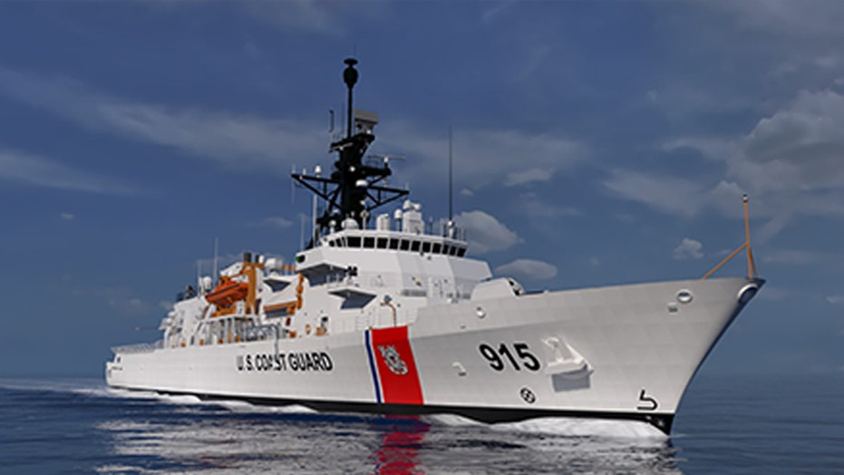 New Coast Guard ship expands homeland defense