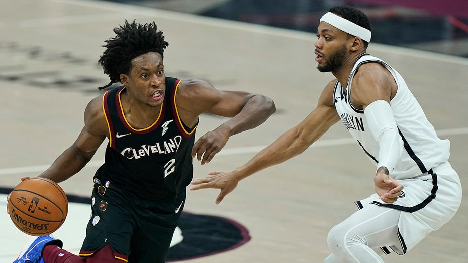 Cavaliers' Collin Sexton puts up 42 points, spoils Nets' big-three debut