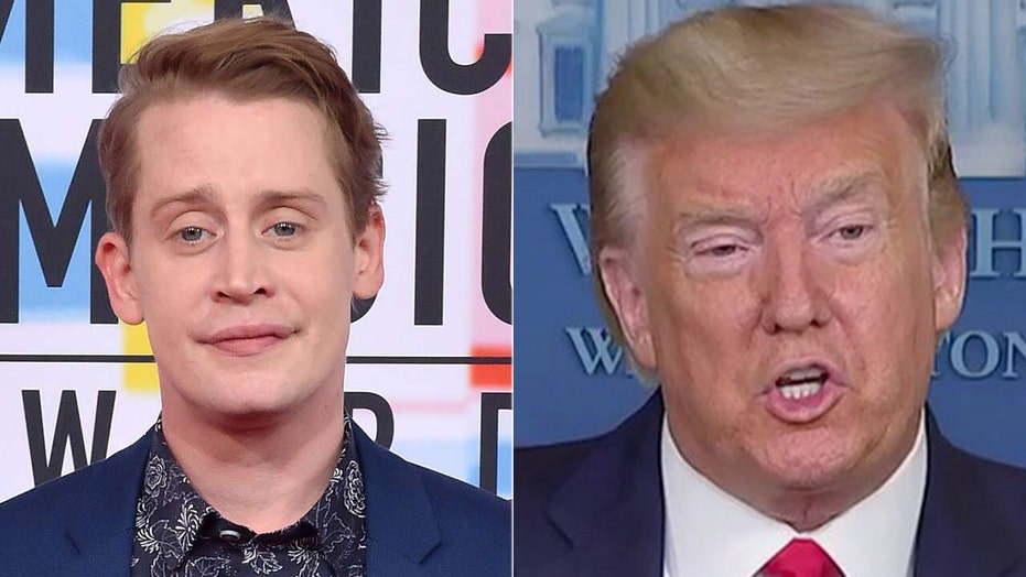 'Home Alone 2' star Macaulay Culkin sides with fan's 'petition' to remove Trump from film: 'Venduto'