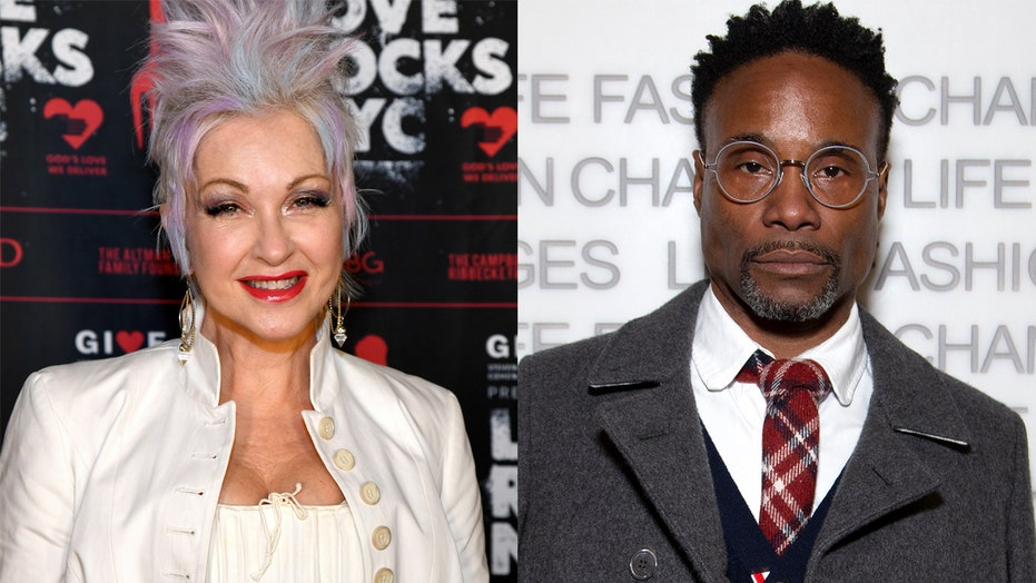 Cyndi Lauper, Billy Porter's New Year's Eve performance slammed by viewers: 'Final punishment for 2020'