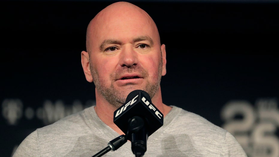 UFC's Dana White offers glimpse into stars' hazy future