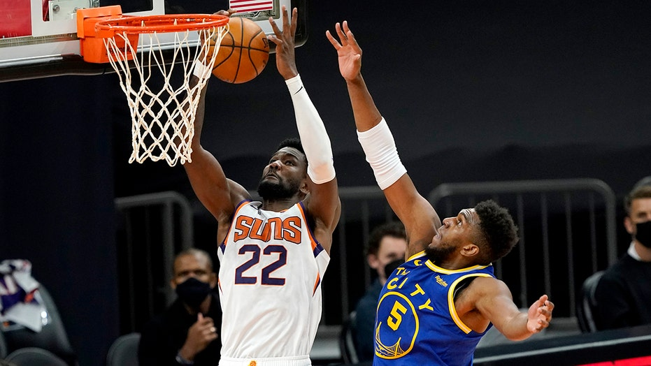 Suns snap 3-game skid, roll to 114-93 win over Warriors