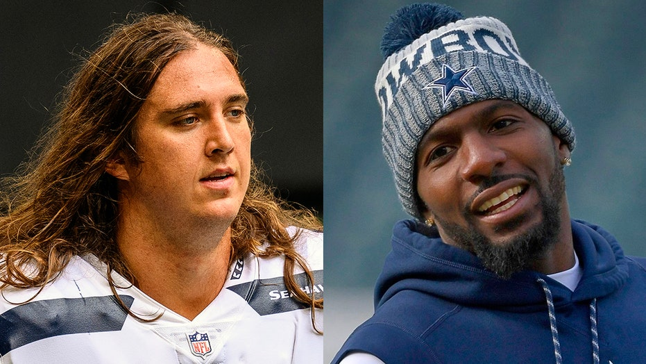 Chad Wheeler's assault allegations bring the ire of Dez Bryant