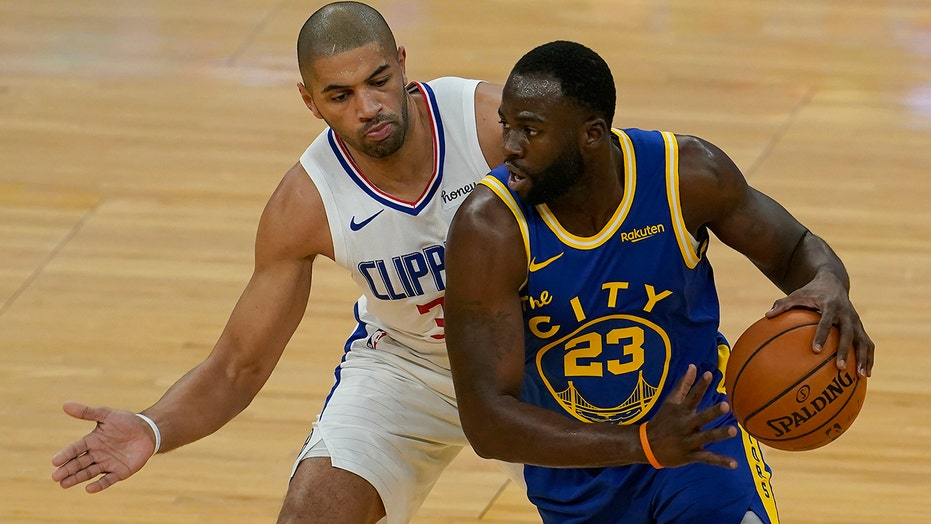 Warriors' Draymond Green on US Capitol rioting: 'They're f—ing terrorists'
