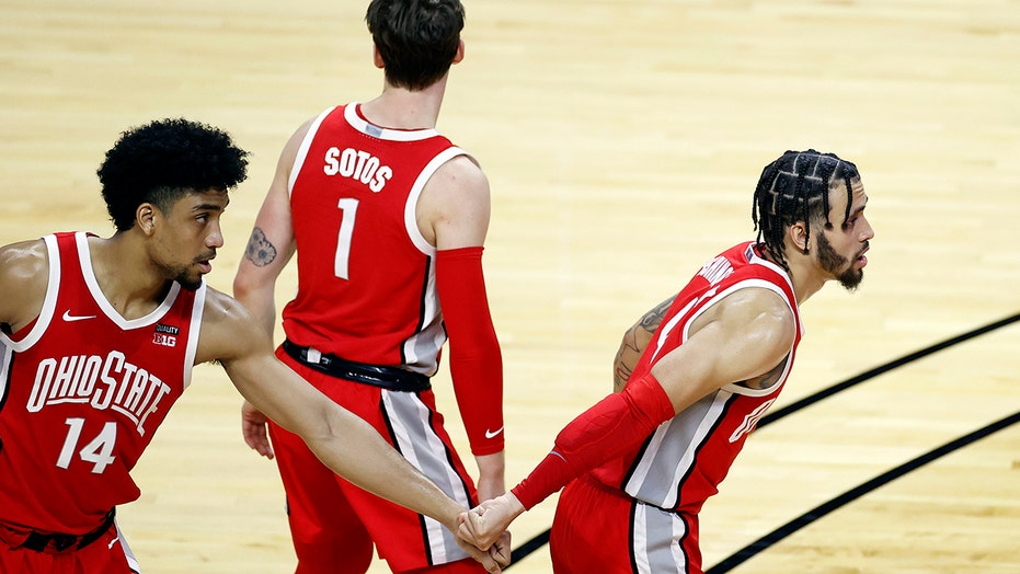 Washington scores 17, Ohio State tops No. 15 Rutgers 79-68