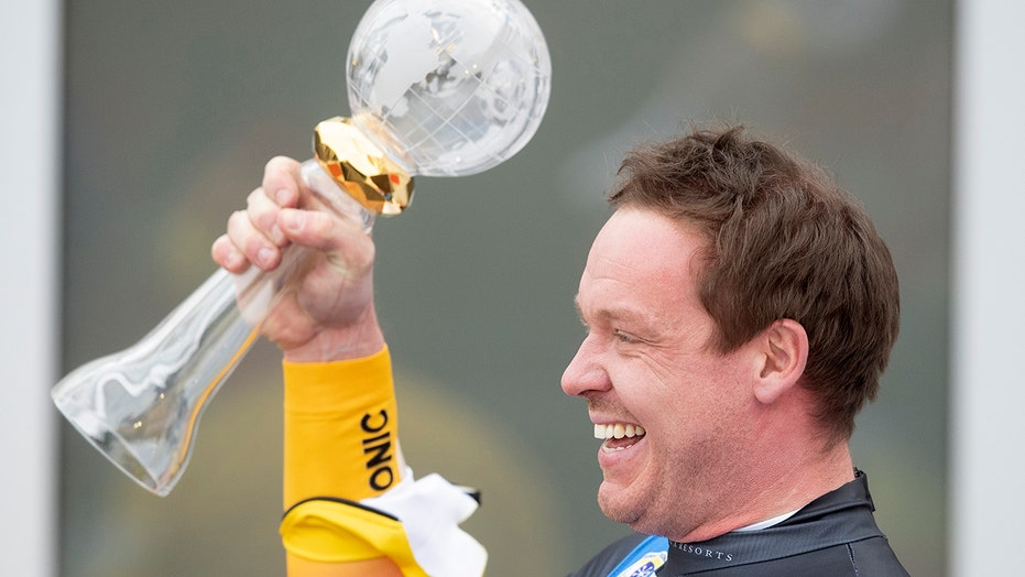 King Felix: Loch wraps up 7th World Cup luge season title